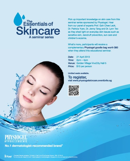 Physiogel The Essentials of Skin Care Seminar