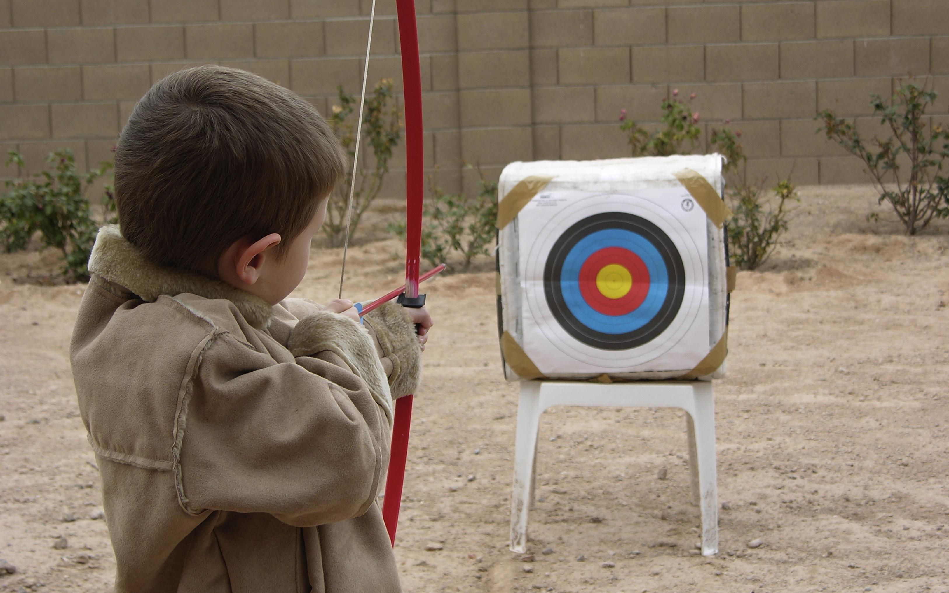 archery for kids in singapore latest parenting trend