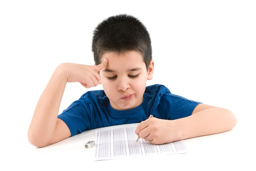 Why is my child's grades slipping?