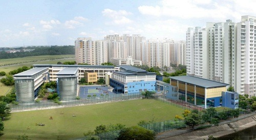 Northoaks Primary School (Photo from MOE official press release)
