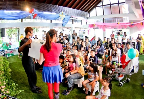 final image Storytelling Comes Alive! at Sentosa this June school holidays