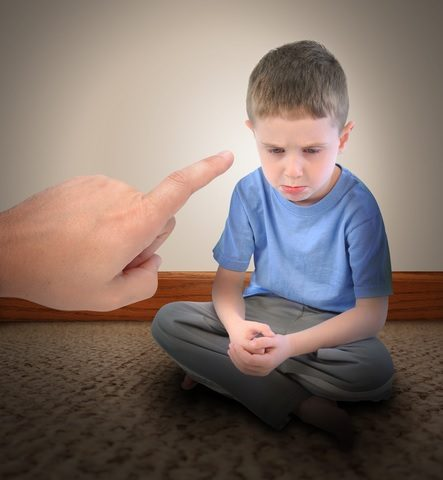 others discipline your child