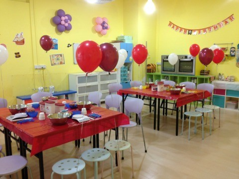 birthday party venues in Singapore