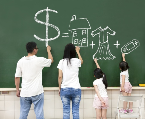 shutterstock 116454925 Is raising a Singaporean child too expensive?