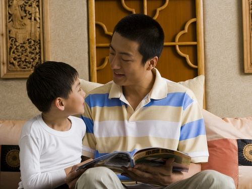 The No. 1 reason why parents should read!