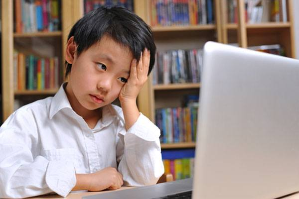 Cyberbullying among children