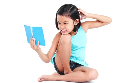 reading problems in children