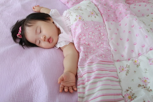 sleeping close to your baby