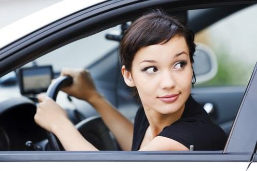 Female drivers -- The victims of rod rage and road bullying?
