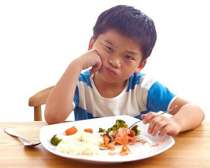 Many Faces of Picky Eaters: The Choosy Eater