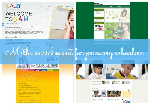 Maths enrichment for primary schoolers