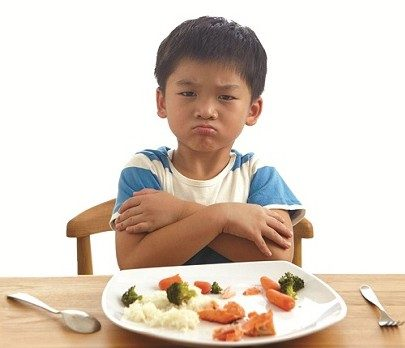 Is your child a slow eater?