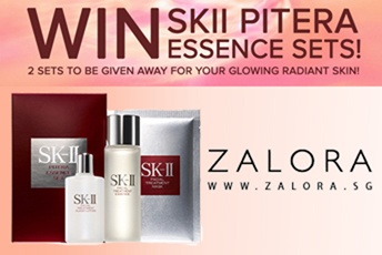 sk-ii, skii, skincare, beauty, zalora, great singapore sale, shopping, online shopping, giveaway, contest, free, win, competition
