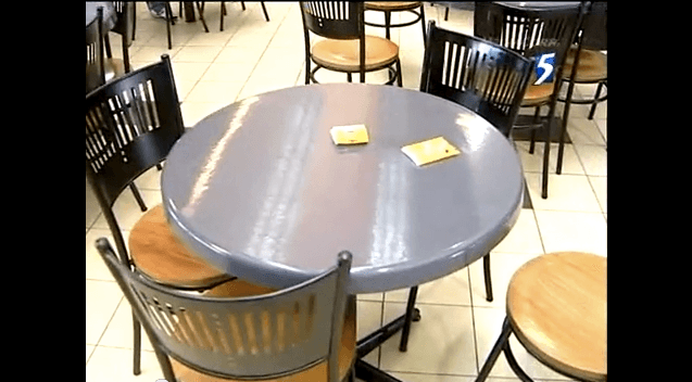 Why we need to stop chope-ing seats with tissue paper