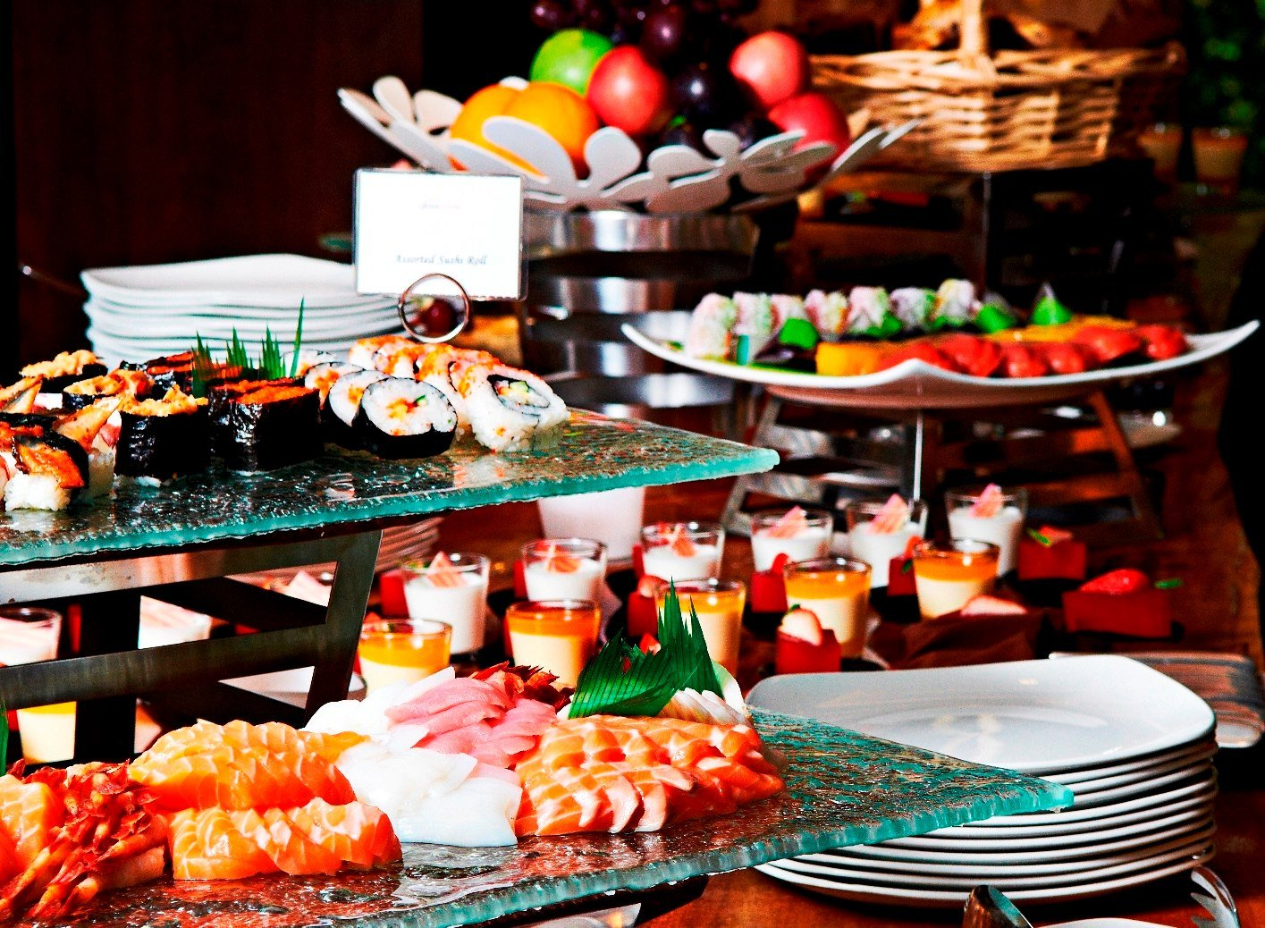 Mother's Day Hi-Tea and Buffet Promotions