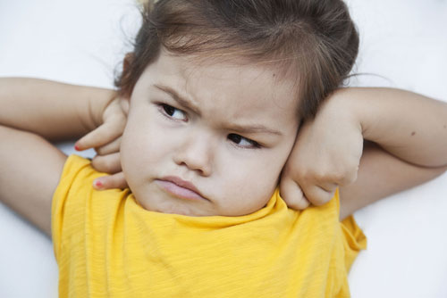 Why toddlers don't take no for an answer