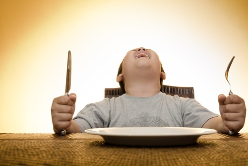 Is your child making a fuss during mealtimes?
