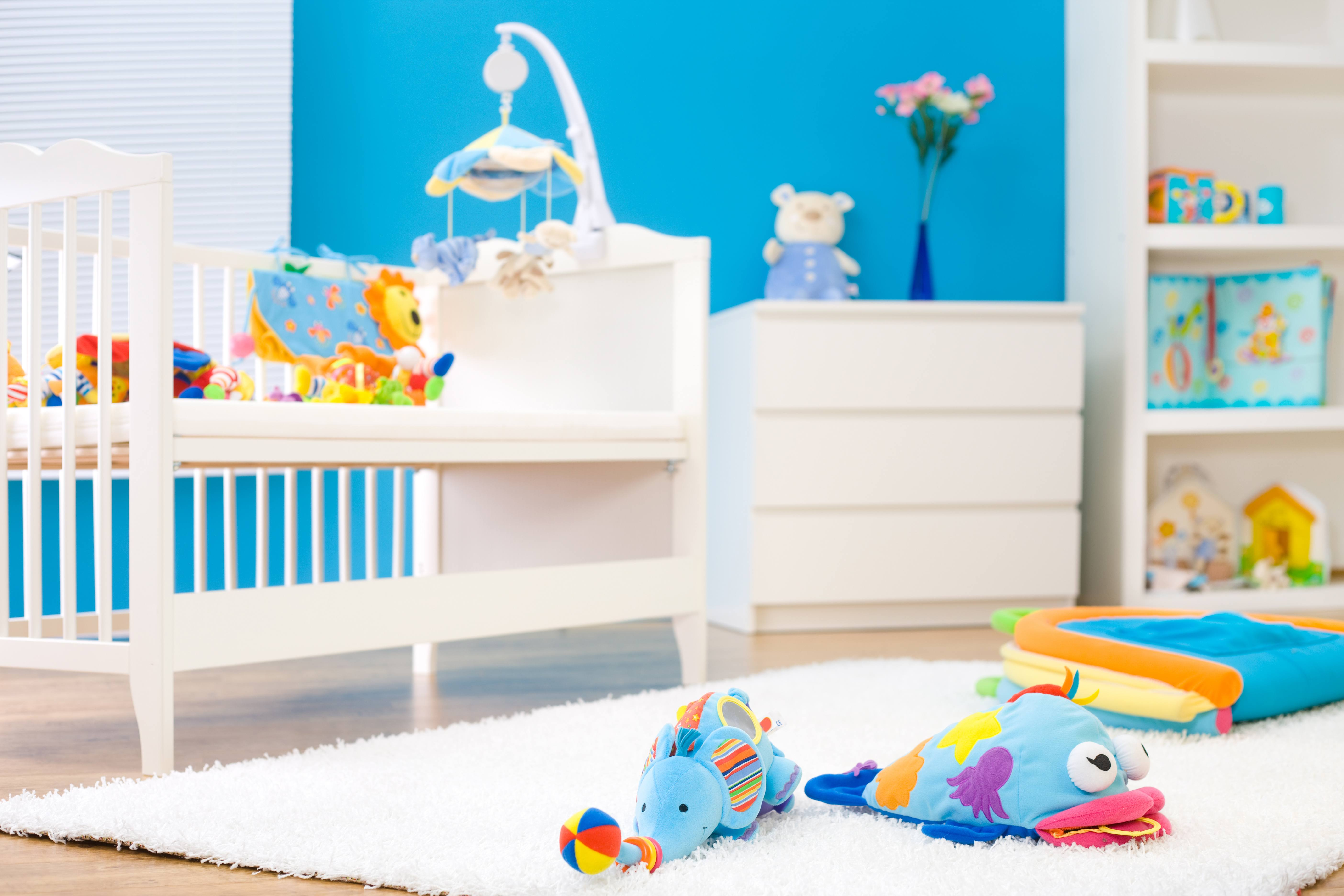 Budget friendly ideas for a nursery so you don 39 t break the - Its a boy here are some room ideas for a newborn ...