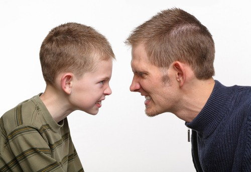The anguish of dealing with your children