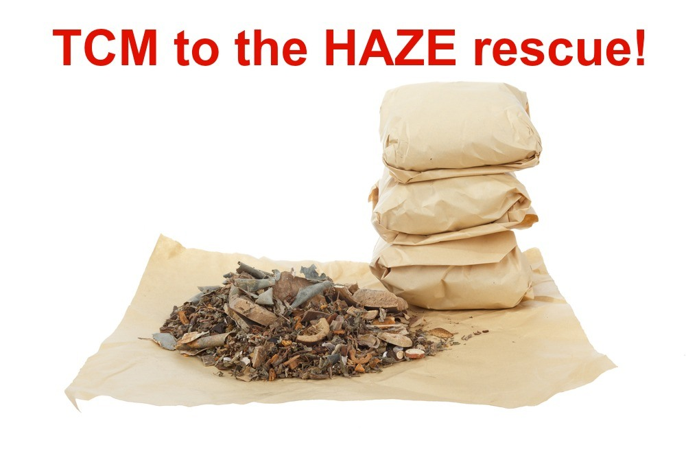 tcm Fight the haze with Traditional Chinese Medicine