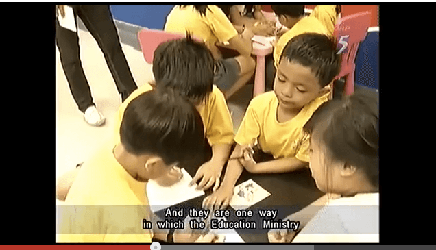 More student care facilities available in primary schools