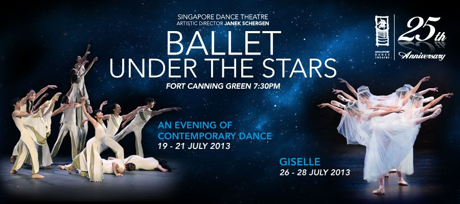 Win tickets for Ballet Under the Stars
