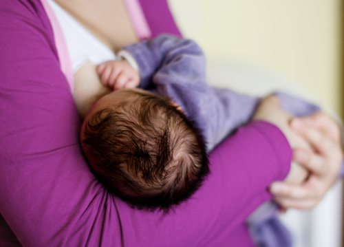 right to breastfeed