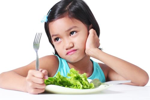 Having trouble getting your picky eater to eat greens?