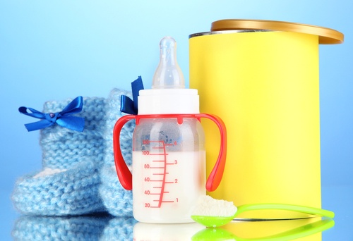 how much formula your baby needs