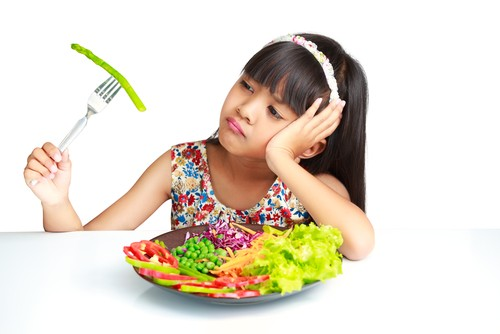 Is your picky eater being difficult at mealtimes?