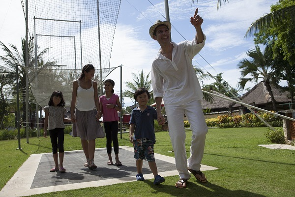 Escape to Club Med Bali for a family holiday