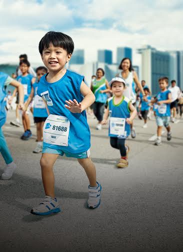 Calling all young runners: See you at the Standard Chartered Marathon Singapore Kids Dash 2014!