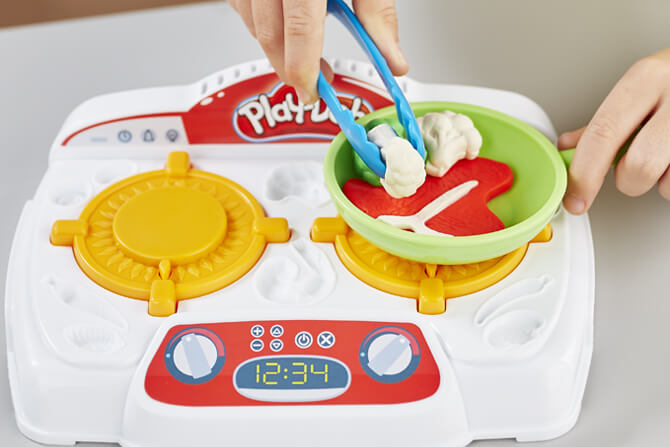 PD 2 Play Doh is the perfect playducation toy to inspire your kids to be creative