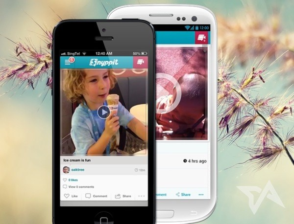 Snyppit – the video app kids of all ages love!