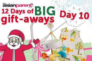 12 Days of Christmas BIG 'Gift-aways': Day 10 Win a Bloom and Grow hamper worth $644