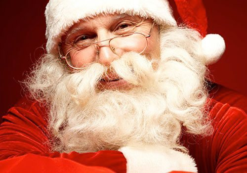Where can I find Santa in Singapore?