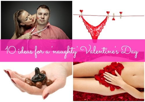 10 ideas for a naughty valentines day - Naughty Valentine