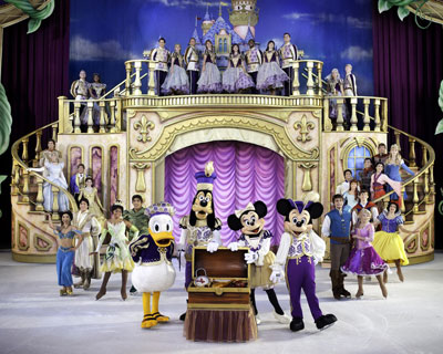 Disney on Ice singapore 2014