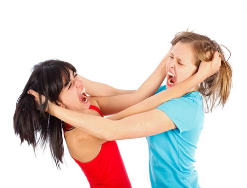 How to get your kids to stop fighting and hitting each other