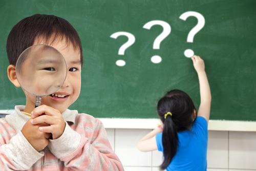 kid asks too many questions