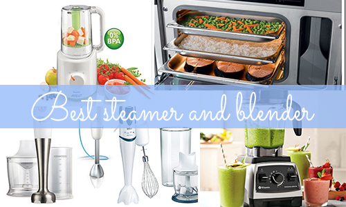 The best steamer and blender – Shopping guide special!