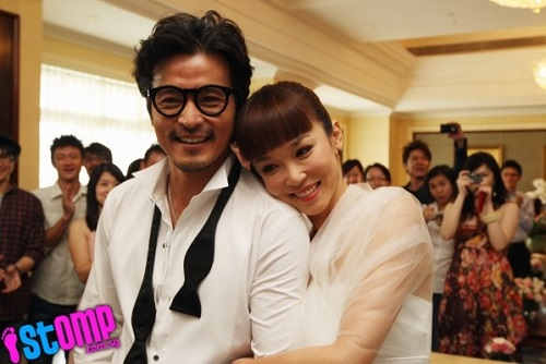christopher lee and fann wong baby mde in singapore
