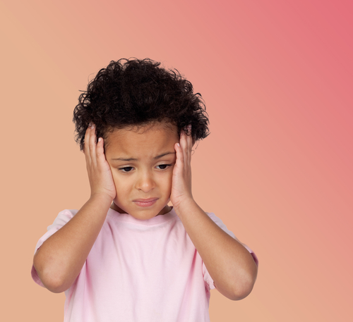What causes migraine in children