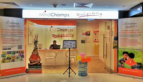 MindChamps Reading & Writing Program
