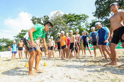 946497 10151642856549573 2108124501 n Kids learn to be a sport at the MILO Youth Triathlon. Register now!
