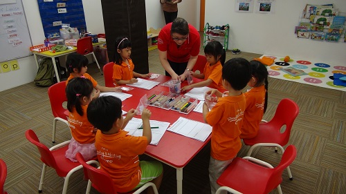 MindChamps Reading & Writing Program: How to develop a love for reading in kids