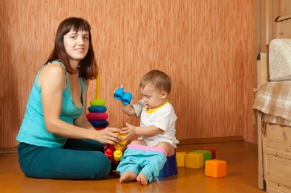 Potty Training: Sit On It or Flush It Down?