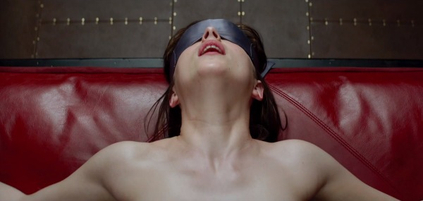 Official movie trailer of 'Fifty shades of grey'!
