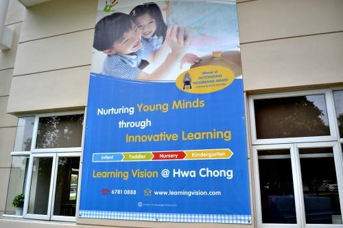 Learning Vision @ Hwa Chong
