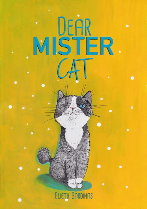 Untitled 7 Win Nandos vouchers and a signed copy of Dear Mister Cat, worth over $100!